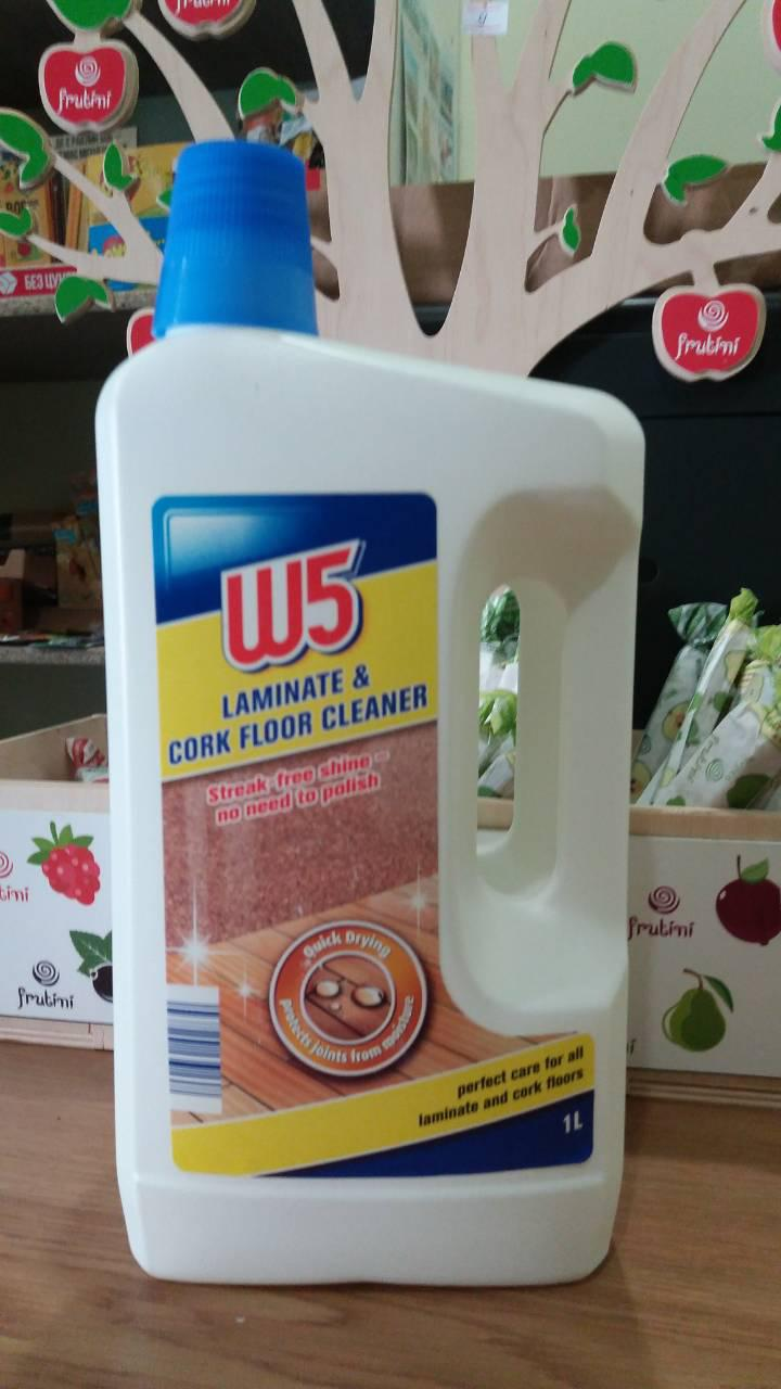 Моющее средство для паркета W5 Parquet Floor Cleaner 1000 мл