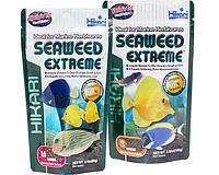 Корм Hikari Marine Seaweed Extreme для морских травоядных рыб