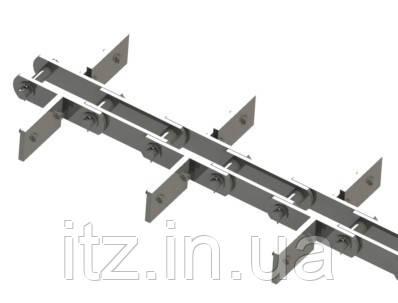 Цепь для транспортера от производителя проект редуктора для привода ленточного конвейера