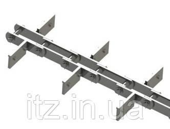 Ланцюги для скребкових конвеєрів ТСЦ-50