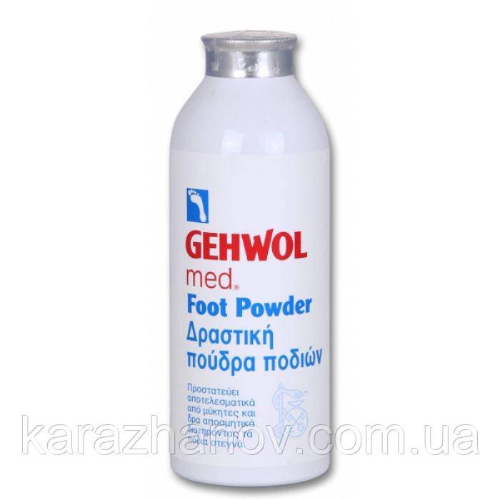 Пудра для ног Геволь мед FOOT POWDER 100 гр