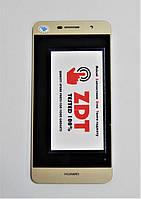 Дисплейный модуль к телефону Huawei Y6 pro (TIT-U02) Gold (5000575G)