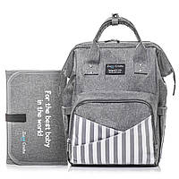 Рюкзак для города + пеленальный матрасик Zupo Crafts (ZC-010)