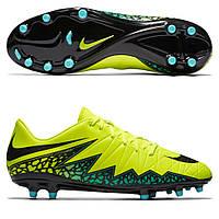 Бутсы футбольные Nike HYPERVENOM PHELON II FG 749896-703, фото 1