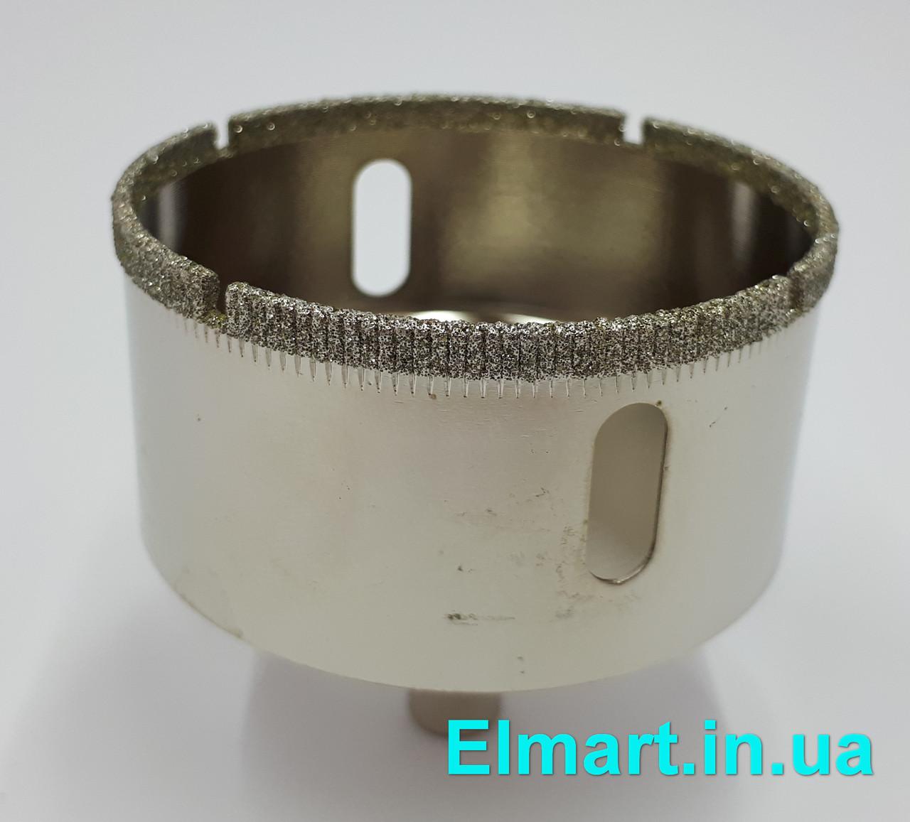 Коронки алмазные 8 mm по керамике и стеклу