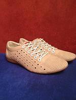 Мужские туфли летние, фото 1