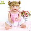 Силіконова лялька реборн Емілія. Арт.11097