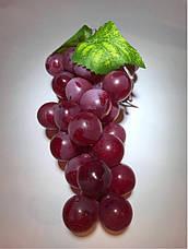 Искусственный виноград. Гроздья искусственного винограда., фото 3