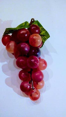 Гроздь искусственного винограда, фото 2