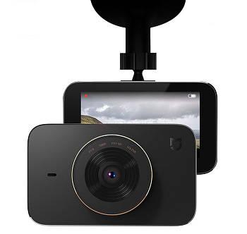 Видеорегистратор Xiaomi Mijiai Car DVR 1S (QDJ4021CN) с русской прошивкой