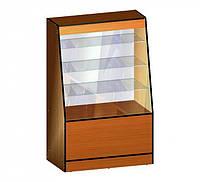 Прилавок-витрина из ДСП, фото 1