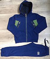 Трикотажный костюм 2 в 1 для мальчика оптом, S&D, 134-164 см,  № CH-5162, фото 1
