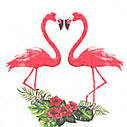 Салфетки Фламинго (уп.20шт.), фото 2