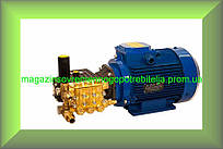 Аппараты высокого давления стационарные ABN 15/18 180 бар, 840 л/час, 4,0 кВт
