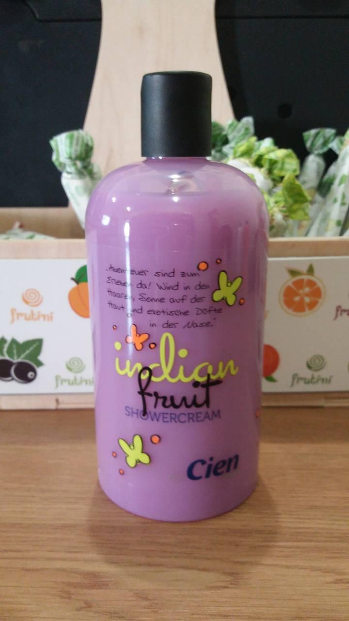 Cien гель для душа Inclian frut Showercream (500 мл) Германия