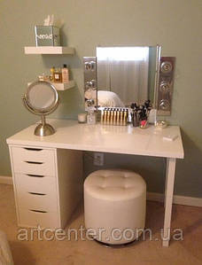 Туалетный столик, гримерный столик с подсветкой