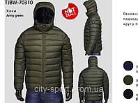 Куртка мужская TIGER FORCE Артикул: TJBW-70310 Big Size BLACK