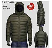 Батальная мужская куртка TIGER FORCE Артикул: TJBW-70310 ,Big Size, ARMY GREEN