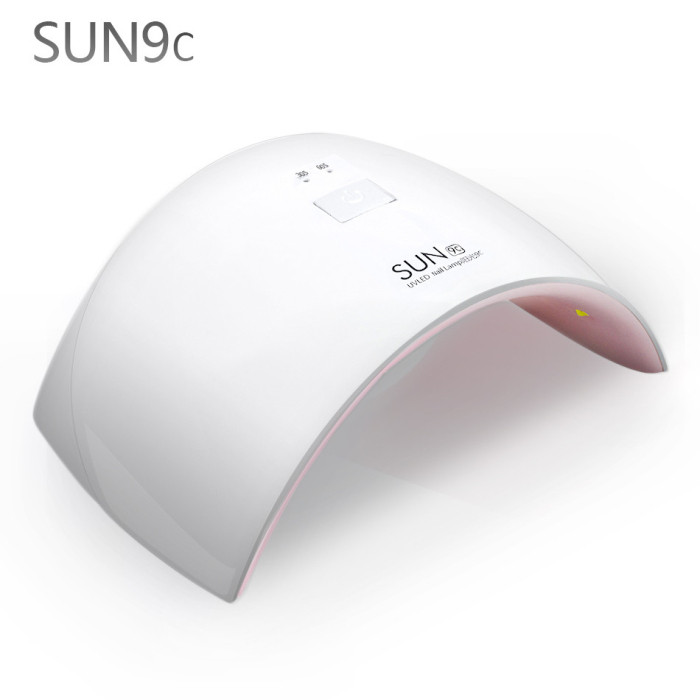 Лампа Led/uv для ногтей Sun 9C, 24 W
