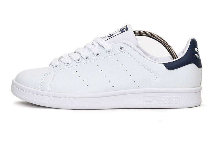 6888edeb61a4 Мужские кроссовки Adidas Stan Smith White (Реплика ААА+) - Rocket Shoes -  Интернет