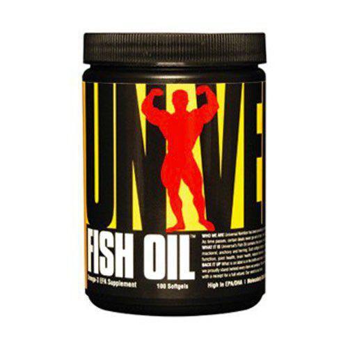 Омега Universal Nutrition - Fish Oil (100 капсул)