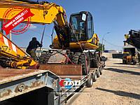 К нам на склад в Черновцы приехал колесный экскаватор JCB JS 200 W 2008 года выпуска, с наработкой 6472 м.ч.