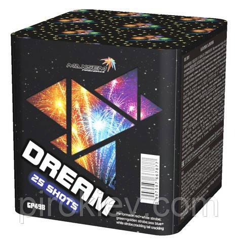 "Салют ""DREAM"" GP498"