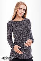 Джемпер для вагітних та годуючих мам (Джемпер для беременных и кормящих мам) ELANOR BL-48.061