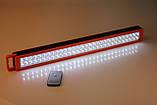 Светодиодная лампа на аккумуляторе с пультом 60LED, фото 2