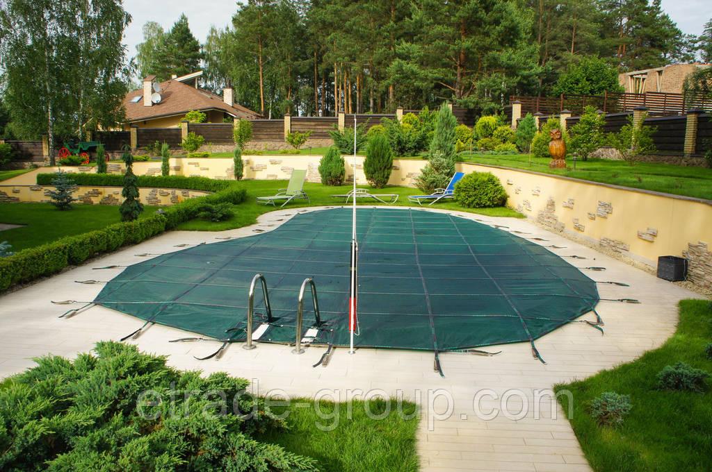 Всесезонне накриття для басейну