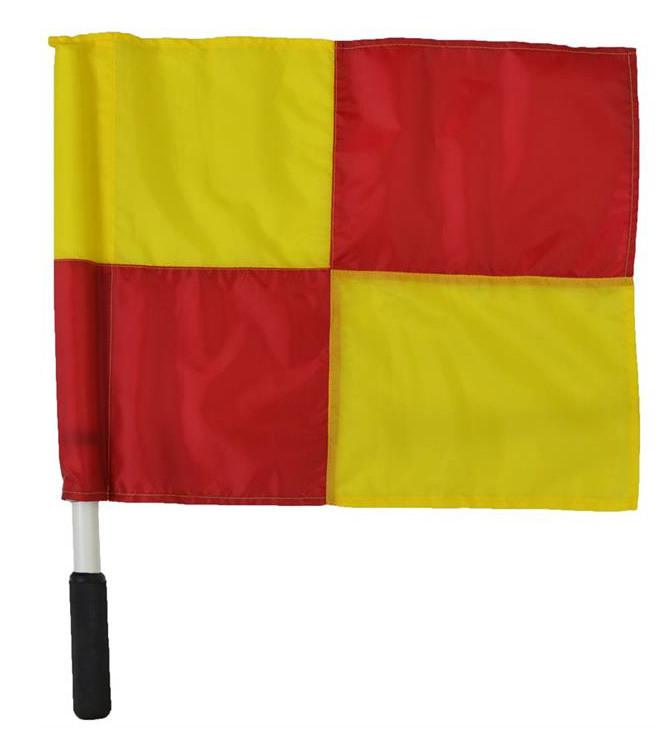 Комплект судейских флагов SMJ sport LFA-RP050