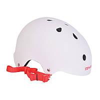 Защитный шлем для спорта Tempish Skillet X sense белого цвета