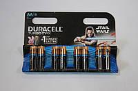 Батарейка Duracell Turbo max LR6/MX1500 АА 1.5V 1 шт.