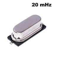Кварцевый резонатор HC-49S  20.0 MHz