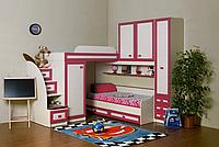 """Детская мебель """"Твинс"""" нижняя"""