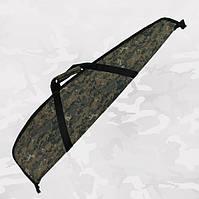Чехол для винтовки длиной до 130 см, камуфляж пиксель, фото 1