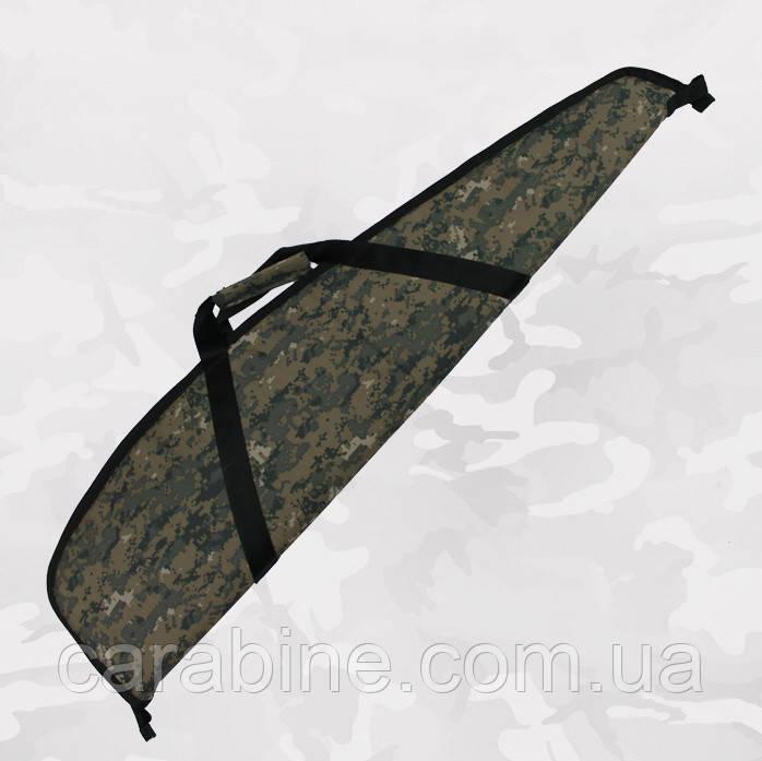 Чехол для винтовки длиной до 120 см, камуфляж пиксель