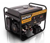 Электростанция KIPOR KGE 12 E3 (3 фазы) 9,5 кВA