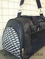 Дорожная сумка 119.1 / черного цвета