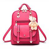 Рюкзак жіночий Candy Bear, фото 3