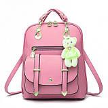 Рюкзак жіночий Candy Bear, фото 5