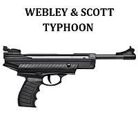 Пневматический пистолет Webley&Scott Typhoon, фото 1