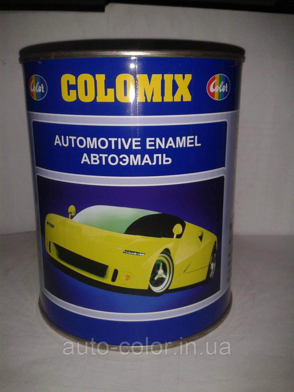 Автомобільна алкідна емаль COLOMIX 244 Біла