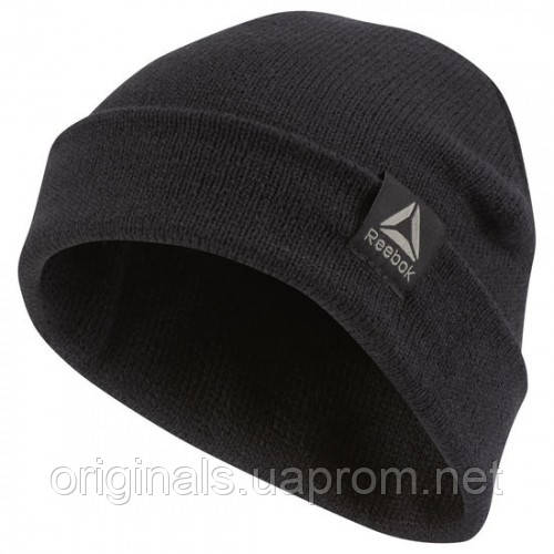 Спортивная шапка Reebok Active Foundation Knitted CZ9829