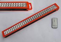 Светодиодный аккумуляторный светильник с пультом ДУ 60 LED