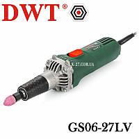 Прямая шлифмашина DWT GS06-27 LV