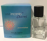 Парфюм женский60ml оптомjeanmishel Love Incanto Charm