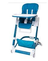 Детский стульчик для кормления Mioobaby-Soul Синий