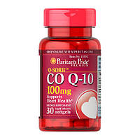 Puritan's Pride CO Q-10 100 mg (30 softgels)
