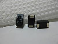 SMD конденсатор 330uF 4 v